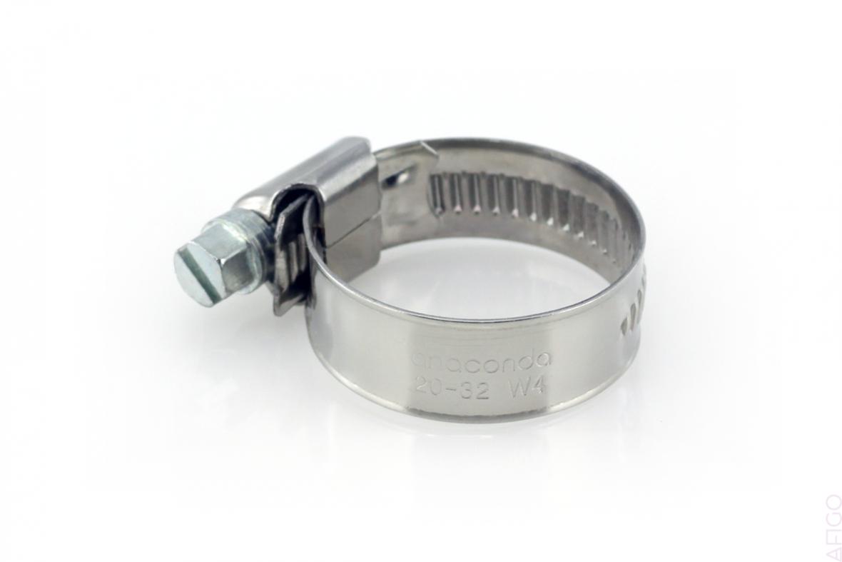 9mm  W4 Edelstahl 8-60mm Schlauchschellen Schelle  Band